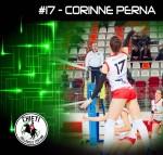 La conferma del capitano: Corinne Perna