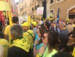 DALL'ABRUZZO A ROMA PER DIRE #STOPCETA