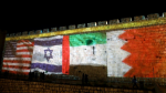 "ISRAELE ""INVASA"" DAGLI ARABI"