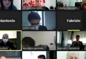CONSIGLIO IN STREAMING